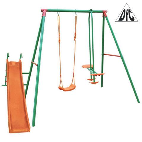 Детский комплекс с горкой DFC MSN-02-арт-MSN-02