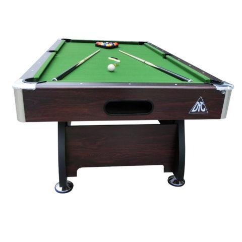 Домашний стол для игры в пул. Размер стола 8 футов.