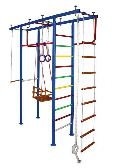 Детский спортивный комплекс Вертикаль-4М-арт 00000000011 Вертикаль