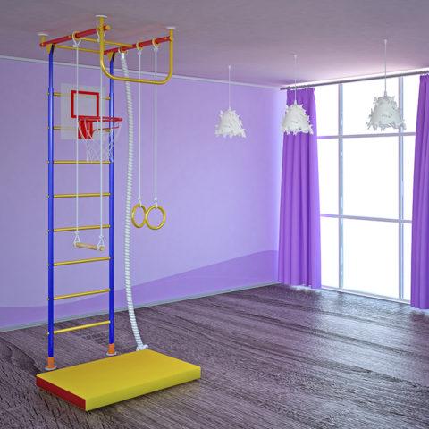 Детский спортивный комплекс Самсон-2 Г-арт 00000000095 Самсон