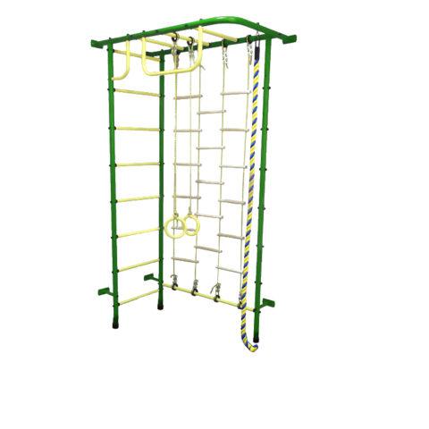 Спортивный комплекс Пионер 8Л зелёно/жёлтый-арт SG000000785 Пионер