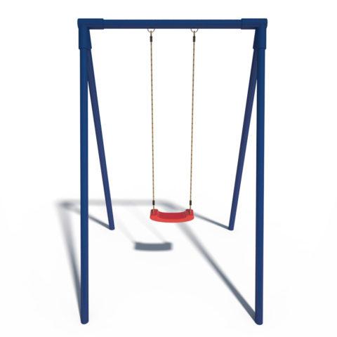 Качели одноместные с пластиковым сиденьем СпортОкей-арт SG000000974 СпортОкей
