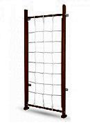 Сеть-лазалка Карусель (к стене) венге-арт SG000001489 Карусель