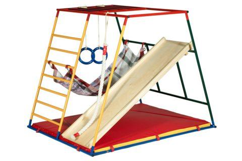 Детский спортивный комплекс Ранний старт Стандарт оптима-арт SG000001550 Ранний старт