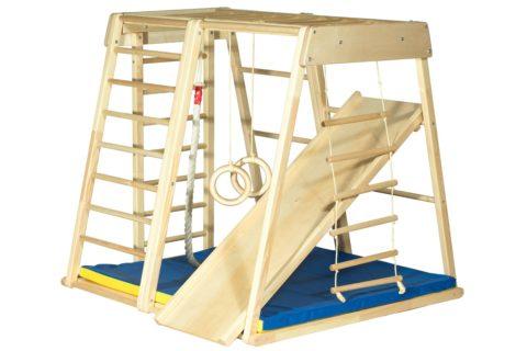 Детский спортивный комплекс Kidwood Ракета Оптима-арт SG000001557 Kidwood