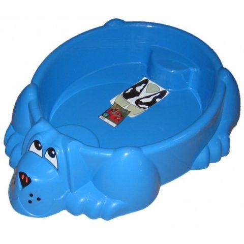 "Песочница-бассейн ""Собачка"" 373 синий-арт SG000001673 PalPlay"