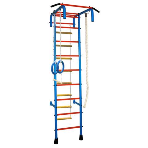 Спортивный комплекс Альпинистик 4 широкий хват синий/красный-арт SG000001774 Absolute Champion