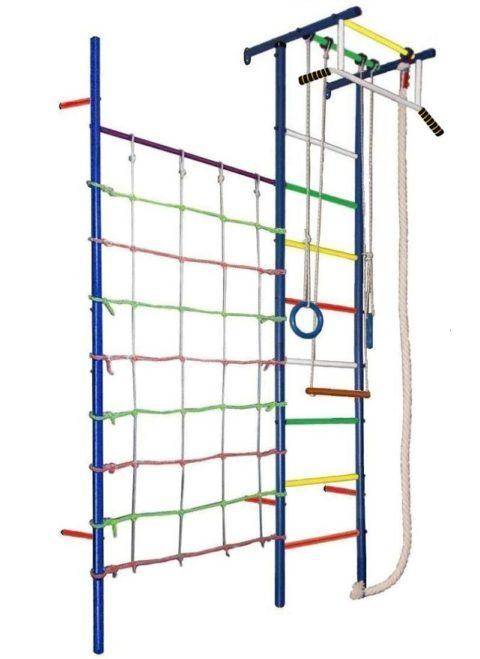 Детский спортивный комплекс Вертикаль-Юнга 4.1 М турник широкий хват-арт SG000001866 Вертикаль