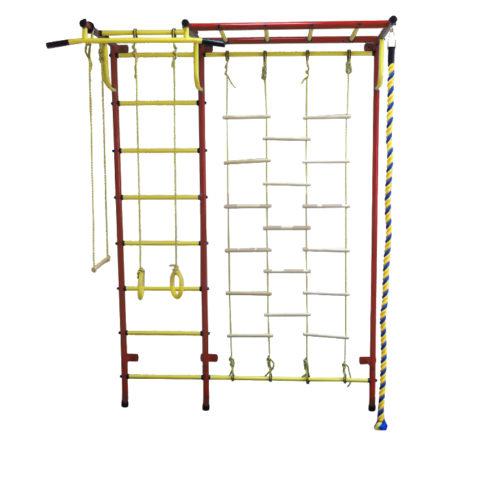 Детский спортивный комплекс Пионер С4Л красно/жёлтый-арт SG000002120 Пионер