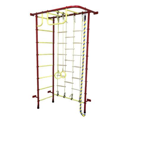 Спортивный комплекс Пионер 8Л красно/жёлтый-арт SG000002157 Пионер