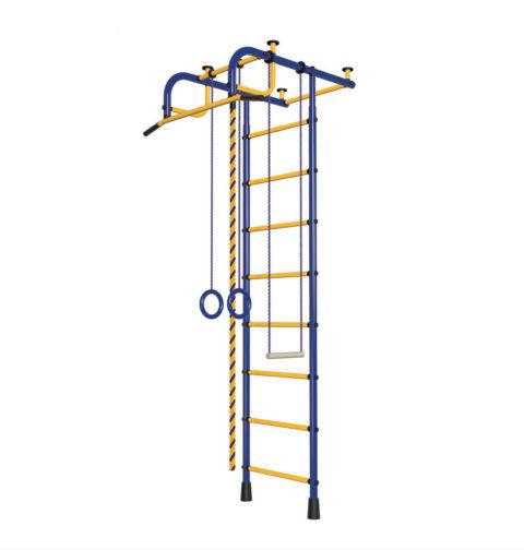 Спортивный комплекс Пионер 1 сине/жёлтый-арт 00000001497 Пионер
