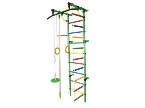 Спортивный комплекс Формула здоровья Гамма-1К Плюс зелёный/радуга-арт SG000002178 Формула здоровья