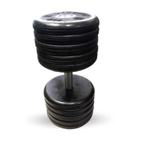 Гантель Barbell 53 кг классик с вращающейся ручкой хром-арт 00000001537 Barbell