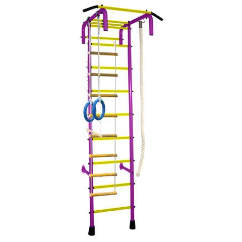 Детский спортивный комплекс Альпинистик 4 широкий хват ПВХ-арт SG000001727