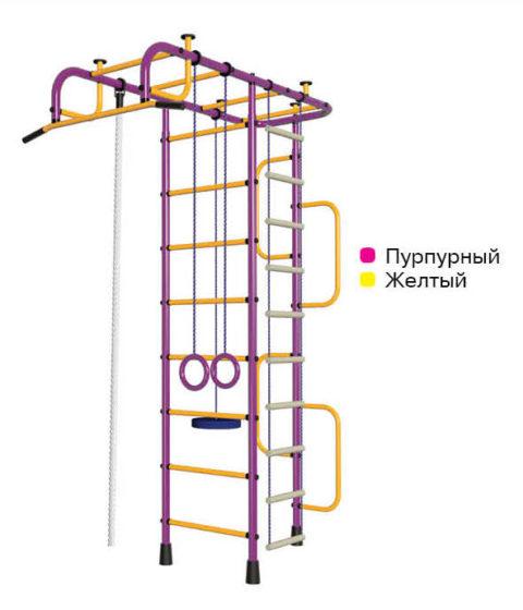 """ДСК """"Пионер 3"""" пурпурно/жёлтый-арт SG000002265 Пионер"""