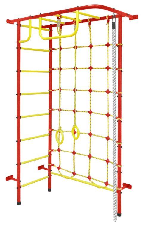 Спортивный комплекс Пионер 8М красно/жёлтый-арт SG000000855 Пионер