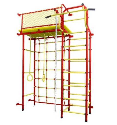 Спортивный комплекс Пионер 10СМ красно/жёлтый-арт SG000002004 Пионер