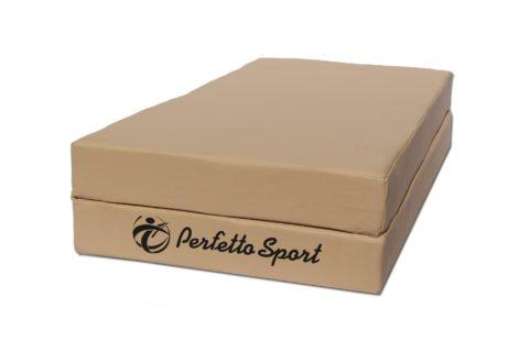 Мат Perfetto Sport № 3 (100 х 100 х 10) складной бежевый-арт SG000001566 Perfetto Sport