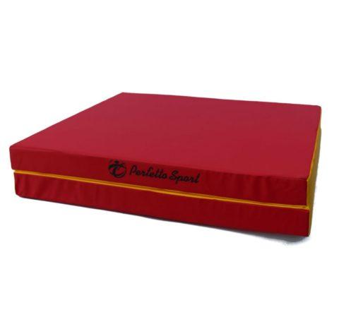 Мат Perfetto Sport № 8 (100 х 200 х 10) складной 1 сложение красно/жёлтый-арт SG000001828 Perfetto Sport