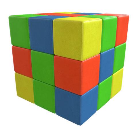 Кубик-рубик Романа ДМФ-МК-27.90.13-арт SG000001247 Romana