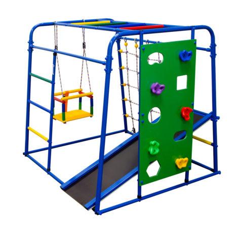 Спортивный комплекс Формула здоровья Start baby 2 Плюс синий/радуга-арт SG000003511 Формула здоровья