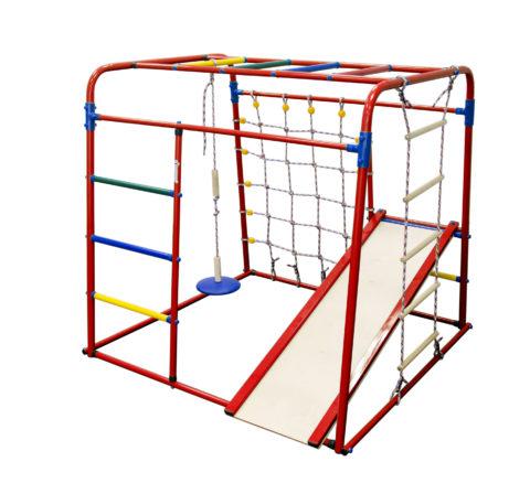 Спортивный комплекс Формула здоровья Start baby 1 Плюс красный/радуга-арт SG000003505 Формула здоровья