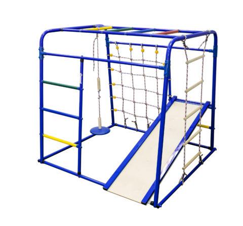 Спортивный комплекс Формула здоровья Start baby 1 Плюс синий/радуга-арт SG000003507 Формула здоровья