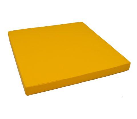 """Мат № 2 (100 х 100 х 10) """"КМС"""" жёлтый-арт SG000003547 КМС"""