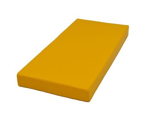 """Мат № 1 (100 х 50 х 10) """"КМС"""" жёлтый-арт SG000003544 КМС"""
