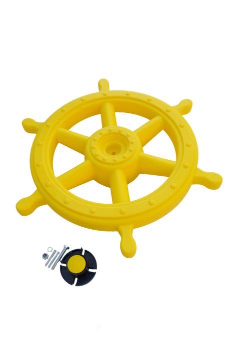 "Штурвал ""Шторм"" D 54 см жёлтый PS-318-арт SG000004356 Perfetto Sport"
