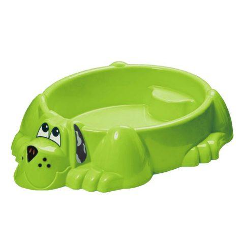 "Песочница-бассейн ""Собачка"" 373 зелёный-арт SG000004482 PalPlay"