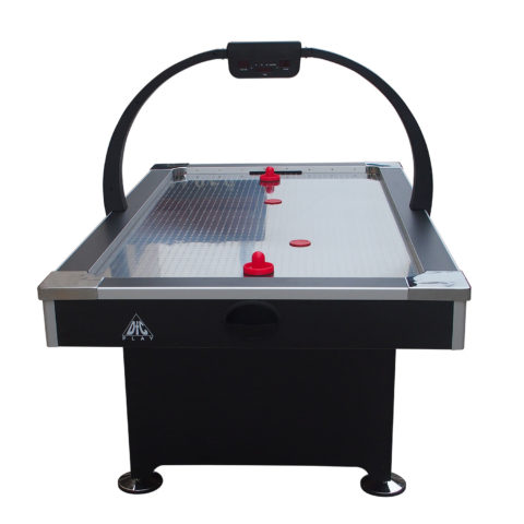 Игровой стол - аэрохоккей MILAN II от популярного бренда DFC - это отличная покупка для приятного досуга