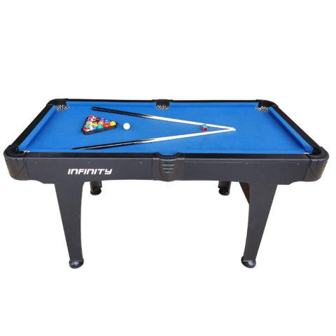 Домашний бильярдный стол для игры в пул. Размер стола 5 футов.