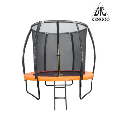 Батут DFC KENGOO II 8ft внутр.сетка