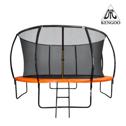 Батут DFC KENGOO II 12ft внутр.сетка