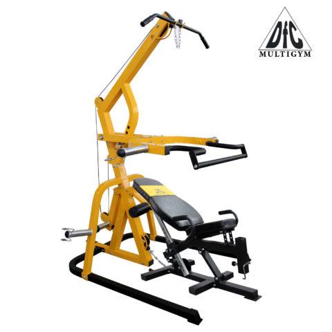 Купить Силовой тренажер со скамьей DFC POWERGYM HM035 (два короба + один (sub064/hm035))