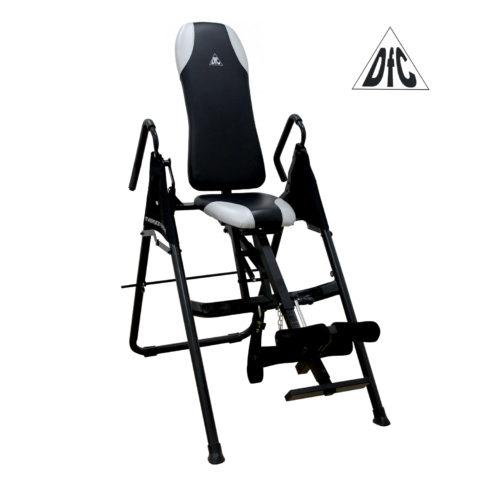 Инверсионный стол с сиденьем DFC SJ7200B складной-арт-SJ7200B