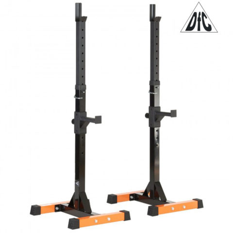 Стойка под штангу DFC черная/оранж. DSST16-арт-DSST16