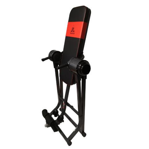 Инверсионный стол DFC предназначен исключительно для домашнего использования. Удобная складная конструкция.