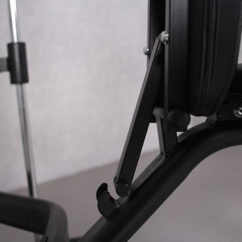 Силовой тренажер выполнен из высококачественной стали с порошковой окраской.-BN021/2