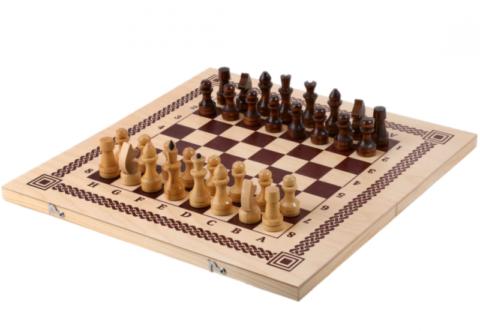 Игра три в одном (шахматы
