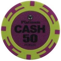 Набор для покера Cash на 200 фишек cash200