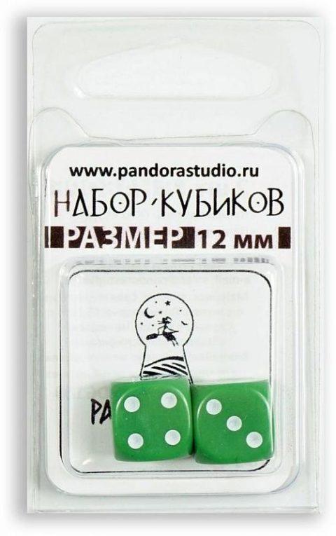 "Набор кубиков ""Симпл"" Pandora's Box Studio"