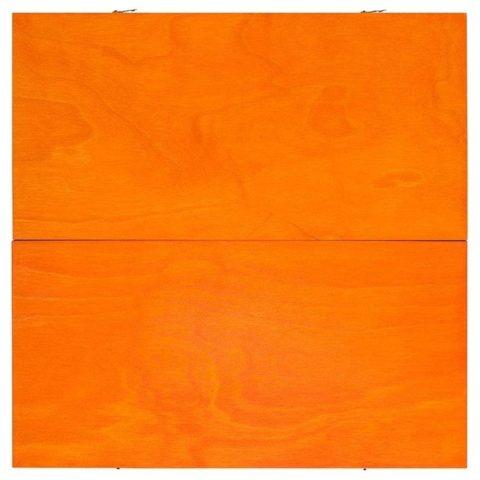 Нарды малые оранжевые Орловская ладья