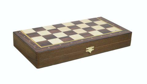 Шахматный ларец складной бук Эконом