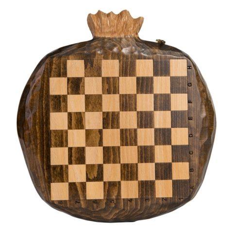 "Шахматы резные ""Гранат"" Mirzoyan"