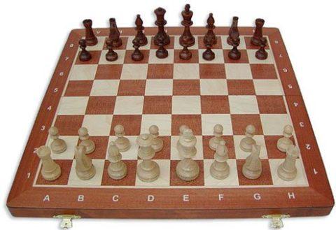 """Шахматы """"Торнамент-5"""""""