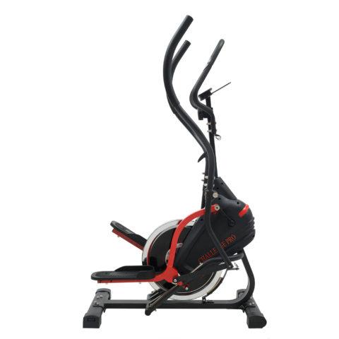 Тренажер имитирует восхождение в гору и нагружает различныеи группы мышц.