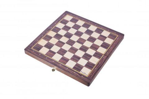 Доска шахматная турнирная складная 40 мм 40КСП-Х