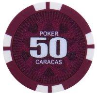 Набор для покера Caracas на 300 фишек car300